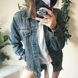 Vintage GAP Oversized Denim Jacket